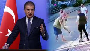 Son dakika haberler... AK Parti Sözcüsü Çelikten Halil Sezai tepkisi
