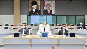 İstanbul Valisi Yerlikayanın başkanlığında İl Pandemi Kurulu toplandı