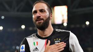 Son Dakika Transfer Haberi | Juventus, Gonzalo Higuain ile yolları ayırdı