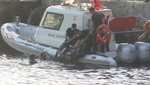 Son dakika... Eminönünde acı haber... Denizde cansız beden bulundu