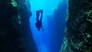 Derin mavinin çağrısı... Türkiye'nin en güzel 6 dalış noktası