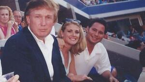 Son dakika... ABDli modelden Trumpa şok cinsel taciz suçlaması Beni zorla tuttu