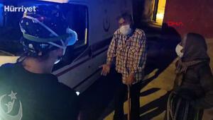 Burdurda Covid-19 şüphelisi, hastaneden kaçtı