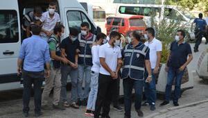 Elazığda evlerden kombi çalan hırsızlar yakalandı