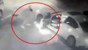 Karagümrük Spor Kulübünün eski başkanı Yaşar Ecime böyle saldırdılar