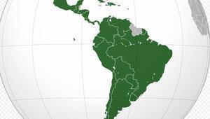 Latin Amerika ülkeleri hangileri