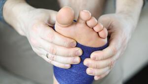 Ayaklarda oluşan ve iyileşmeyen yaralara dikkat