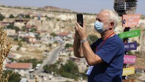 Oscar ödüllü yönetmen Kapadokyaya hayran kaldı