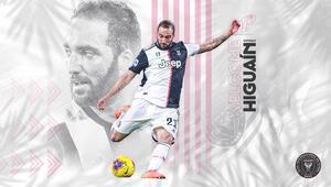 Son dakika | Gonzalo Higuain, Inter Miamiye transfer oldu