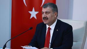 Sağlık Bakanı Fahrettin Koca, İzmirde Ege Bölge İlleri Değerlendirme Toplantısına katıldı