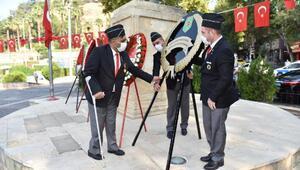 Kahramanmaraşta Gaziler Günü kutlandı