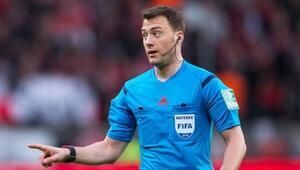 Beşiktaş - Rio Ave maçını Daniel Siebert yönetecek