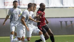 Gençlerbirliği 0 - 0 Konyaspor