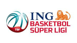 ING Basketbol Süper Liginde ilk 3 hafta programı açıklandı