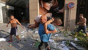 Beyrut Limanındaki patlama sonrası 9 kişi hala kayıp