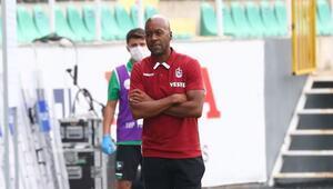 Trabzonspor Teknik Direktörü Eddie Newtondan hakem eleştirisi