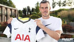 Son Dakika Transfer Haberi | Gareth Bale resmen Tottenhamda