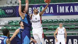 Gaziantep Basketbol 77-69 TOFAŞ