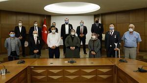 Bakanı Zehra Zümrüt Selçuk: Kahraman gazilerimize milletçe minnettarız