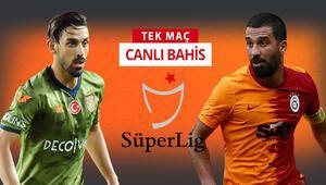 Sezona fırtına gibi giren Galatasaray, son şampiyona konuk olacak Başakşehirin iddaa oranı...