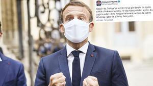 Macron'un Türkçesine Fransız kaldık