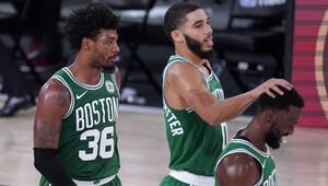 NBAde Gecenin Sonuçları | Celtics, Heate kolay teslim olmayacak Seri 2-1e geldi...