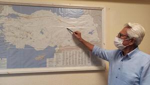 Büyük İstanbul depremine yaklaşıyoruz dedi, korkutan tahmini açıkladı