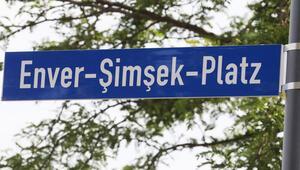 Enver Şimşek'in adı Jena'da yaşatılacak