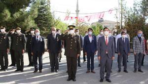 Erganide, Gaziler Günü törenle kutlandı