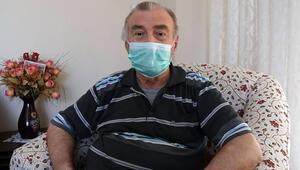 Aylarca evine kimseyi almamıştı Koronavirüse yakalanınca şoke oldu...