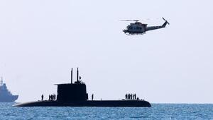 Antalya açıklarındaki denizaltı ilgiyle izlendi