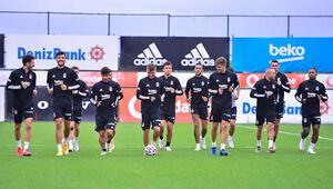 Beşiktaş, Rio Ave maçı hazırlıklarına başladı