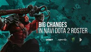 Na'Vi Dota 2 kadrosunda kritik ayrılıklar yaşandı