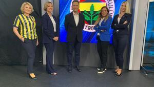 Dünya Fenerbahçeli Kadınlar Günü kutlandı