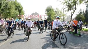 Kahramanmaraşa Akıllı bisiklet yolu yapılacak