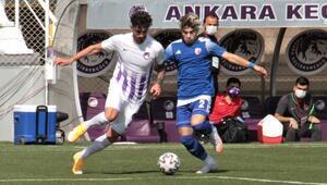 Ankara Keçiörengücü 2-0 Ankaraspor