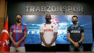 Trabzonsporda 3 imza birden Yeni transferler...