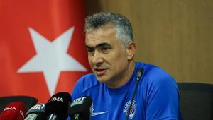 Kasımpaşada Mehmet Altıparmaktan galibiyet sözleri