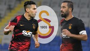 Son Dakika | Galatasaray-Başakşehir maçında da başardı, lige damgasını vurdu 120 dakikalık şov...