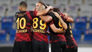 Başakşehir 0-2 Galatasaray /Maçın özeti ve golleri