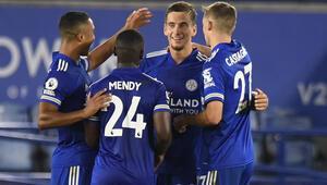 Leicester City, Premier Ligin zirvesine yerleşti