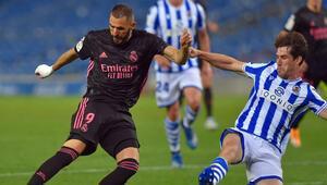 İspanyada son şampiyon Real Madrid, sezona beraberlikle başladı