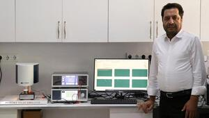 Elazığda ürettiği yerli solar simülatörü yurt dışına ihraç ediyor