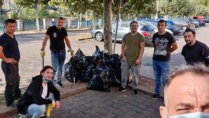 DİTİB camisi 'Dünya Temizlik Günü' etkinliğine katıldı