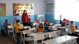 Yüz yüze eğitim, anasınıfı ve ilkokul 1inci sınıflarda başladı