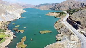 Çat Barajının yüzen adaları turizme kazandırılacak
