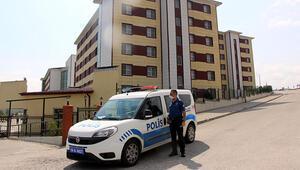 Boluda karantina kurallarına uymayan 11 kişi yurda yerleştirildi