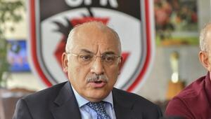 Gaziantep FK Başkanı Mehmet Büyükekşi: Görevimin başındayım