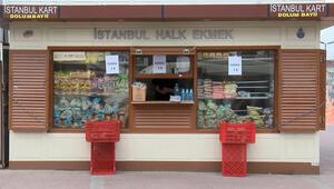 İstanbulda Halk Ekmeğe yüzde 33 zam