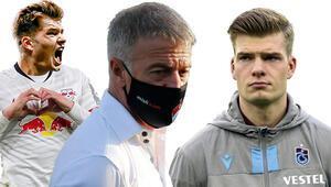 Son Dakika | Alexander Sörloth transferinde şok gelişme İptal edildi...